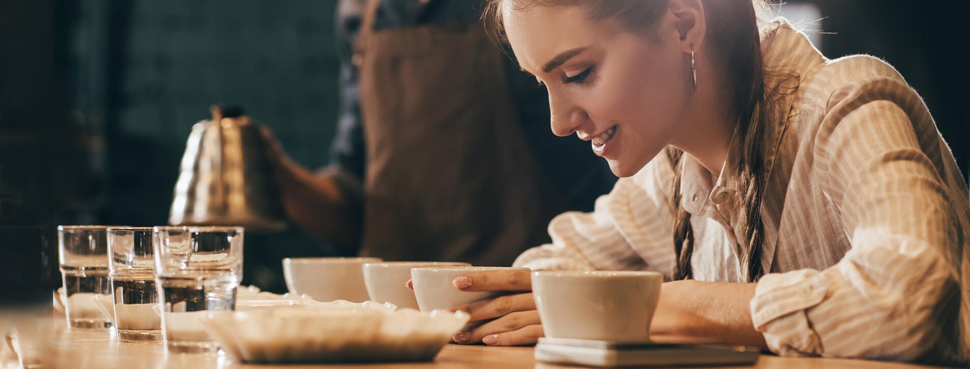 Фото 1 - Дегустация кофе для компании