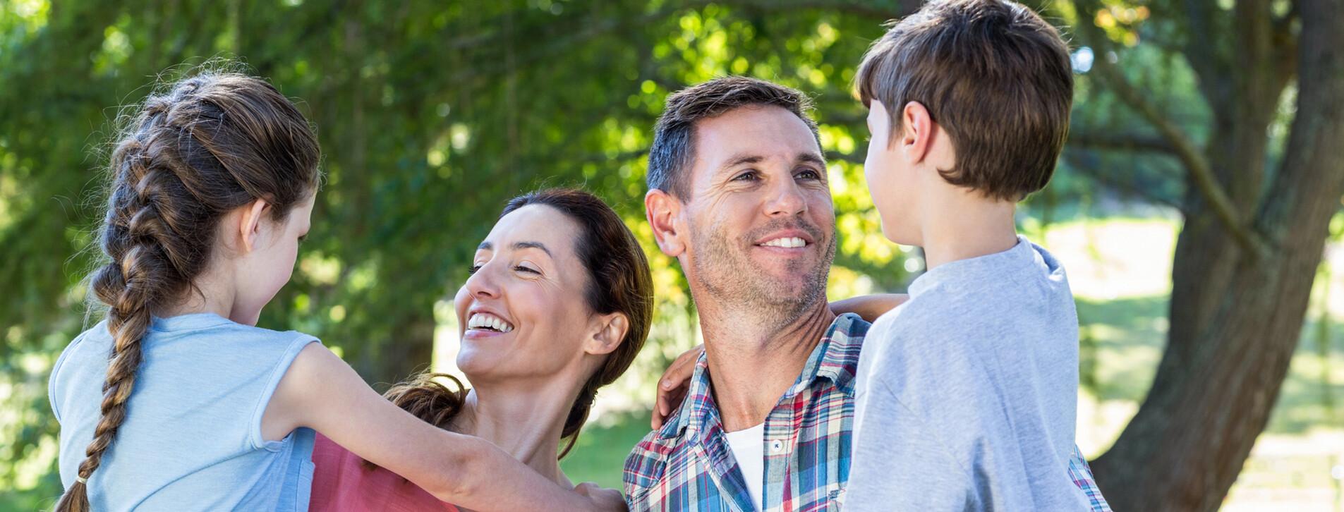 Фото 1 - Семейный загородный уикенд