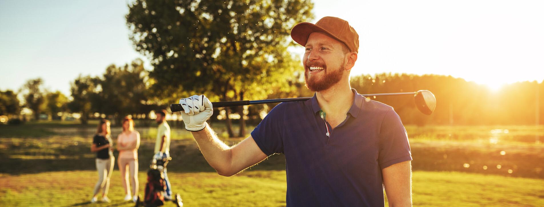 Фото - Вікенд у гольф-клубі для двох