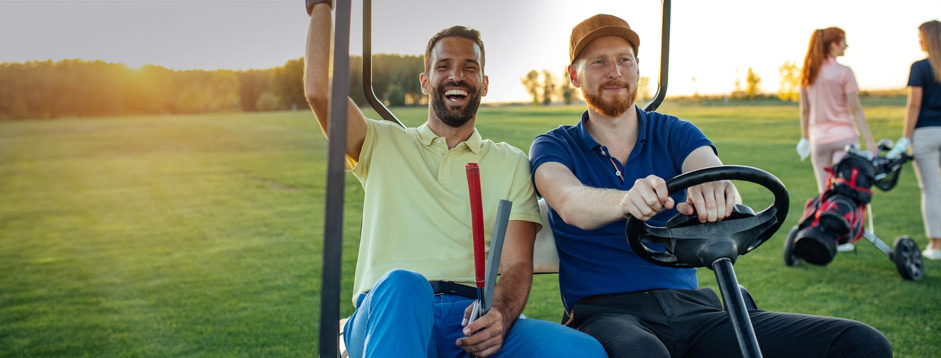Фото - Уикенд в гольф-клубе для двоих