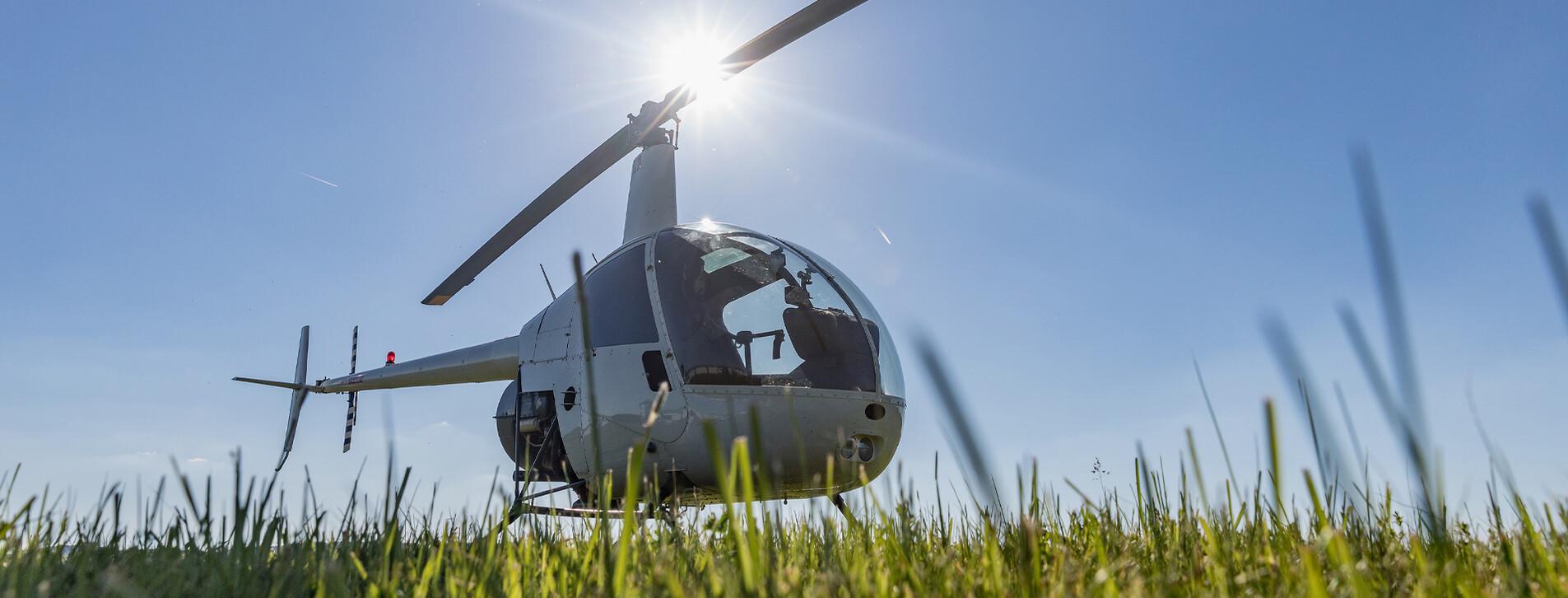 Фото 1 - Політ на вертольоті Robinson R22 в Межигір'я
