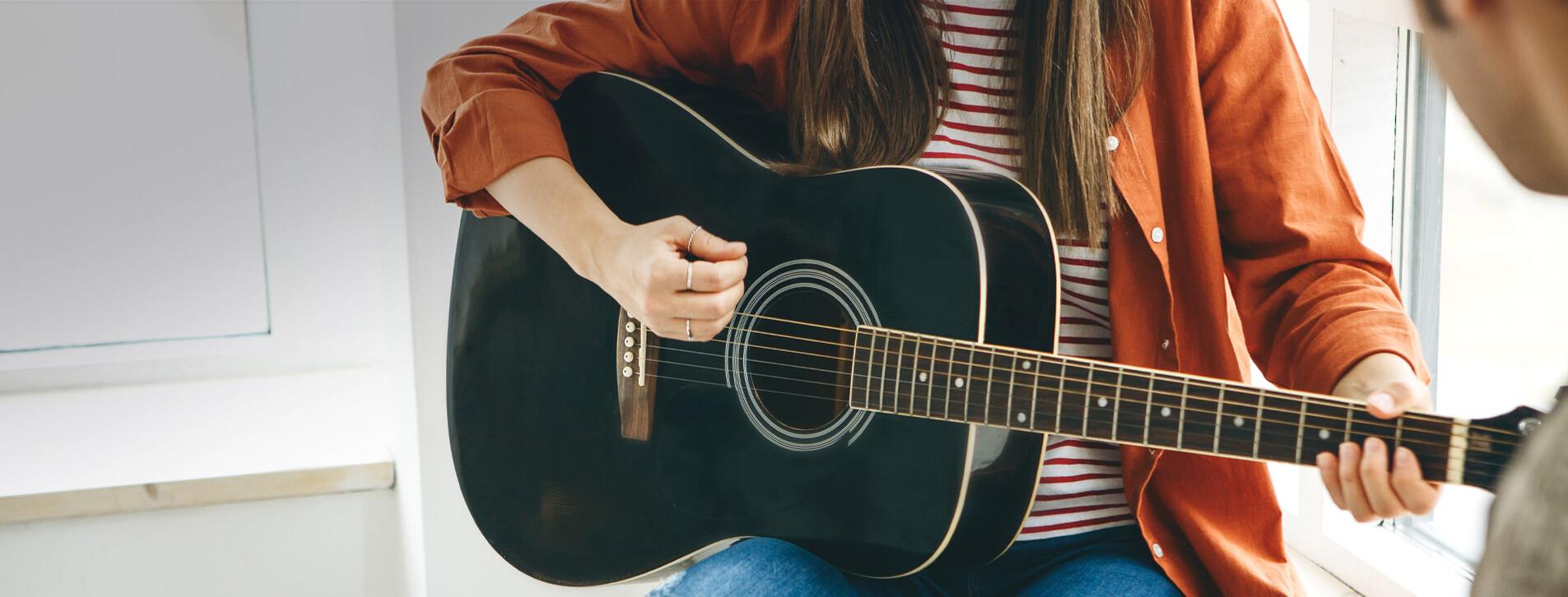 Фото 1 - Мастер-класс игры на гитаре