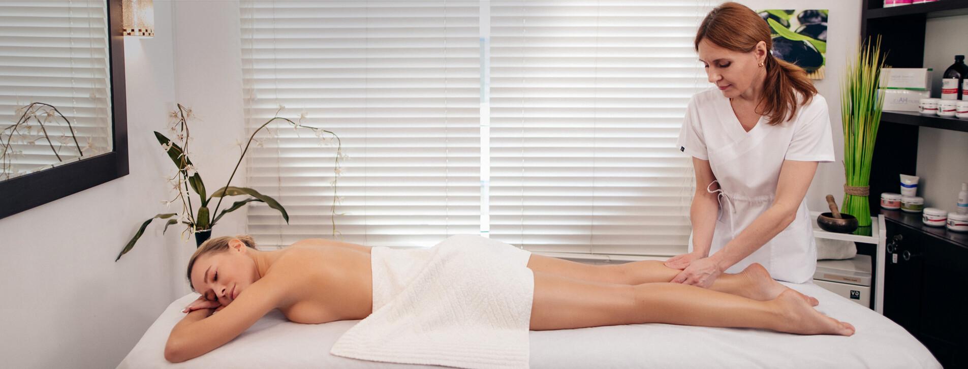 Фото 1 - Антицеллюлитный массаж