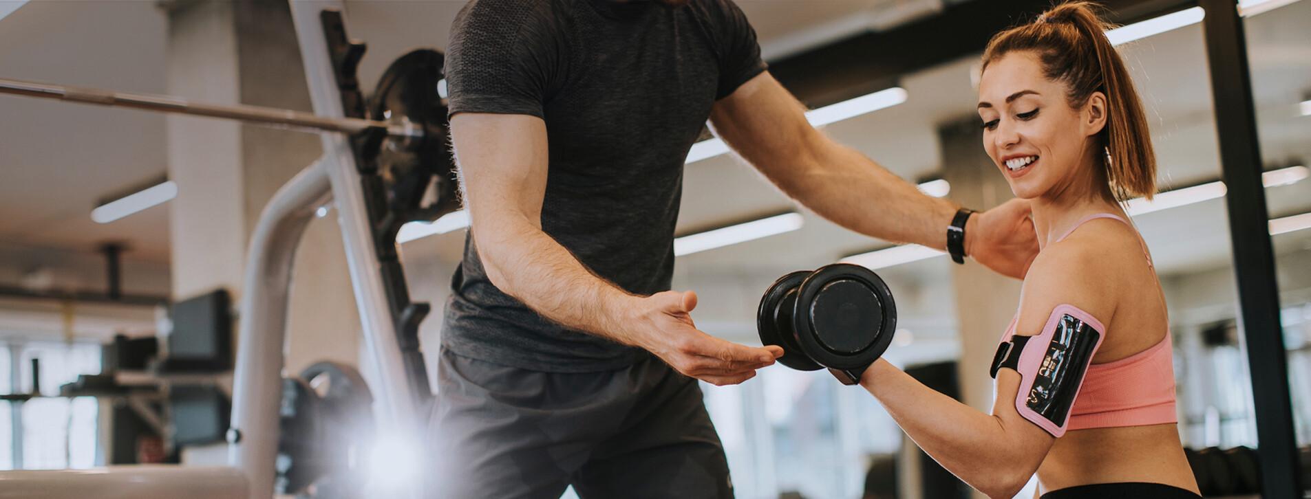 Фото 1 - Персональный тренер в Tsunami fitness