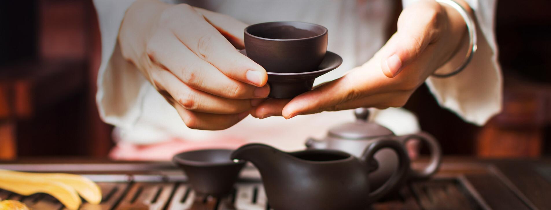 Фото 1 - Чайная церемония