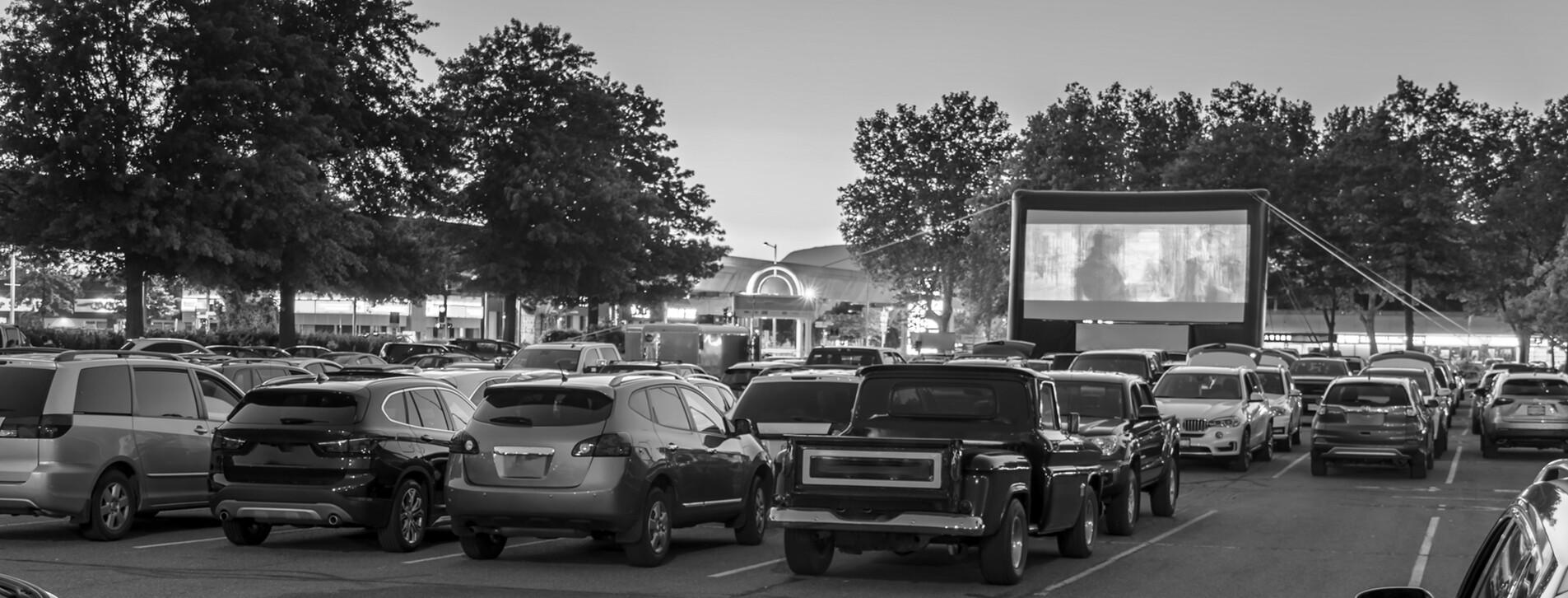Фото 1 - Кинодром для двоих