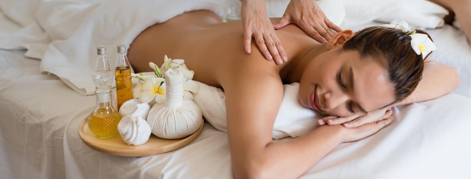Фото 1 - Oil-массаж