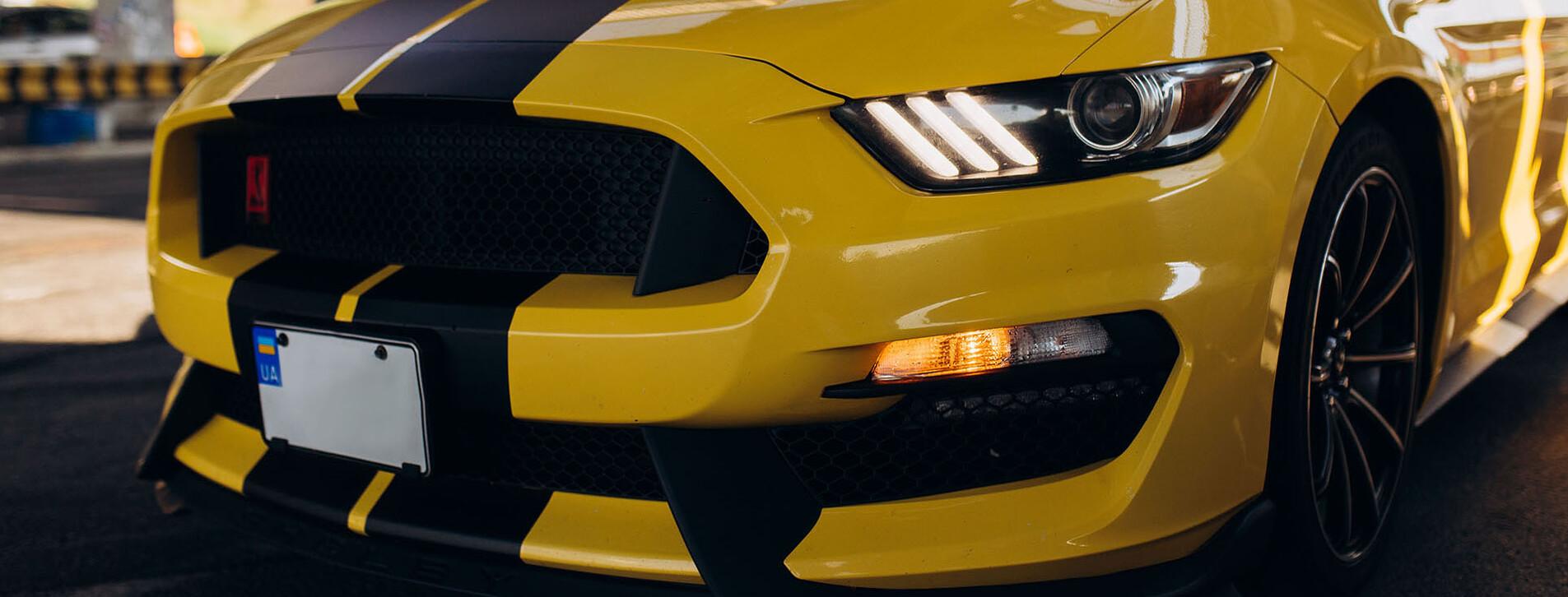 Фото 1 - Тест-драйв Ford Mustang