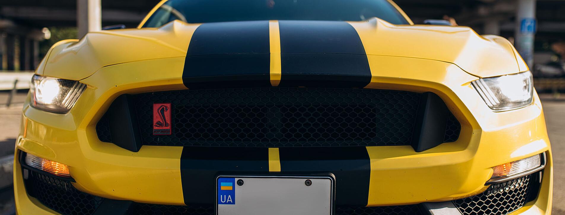 Фото 1 - Тест-драйв Ford Mustang для двоих