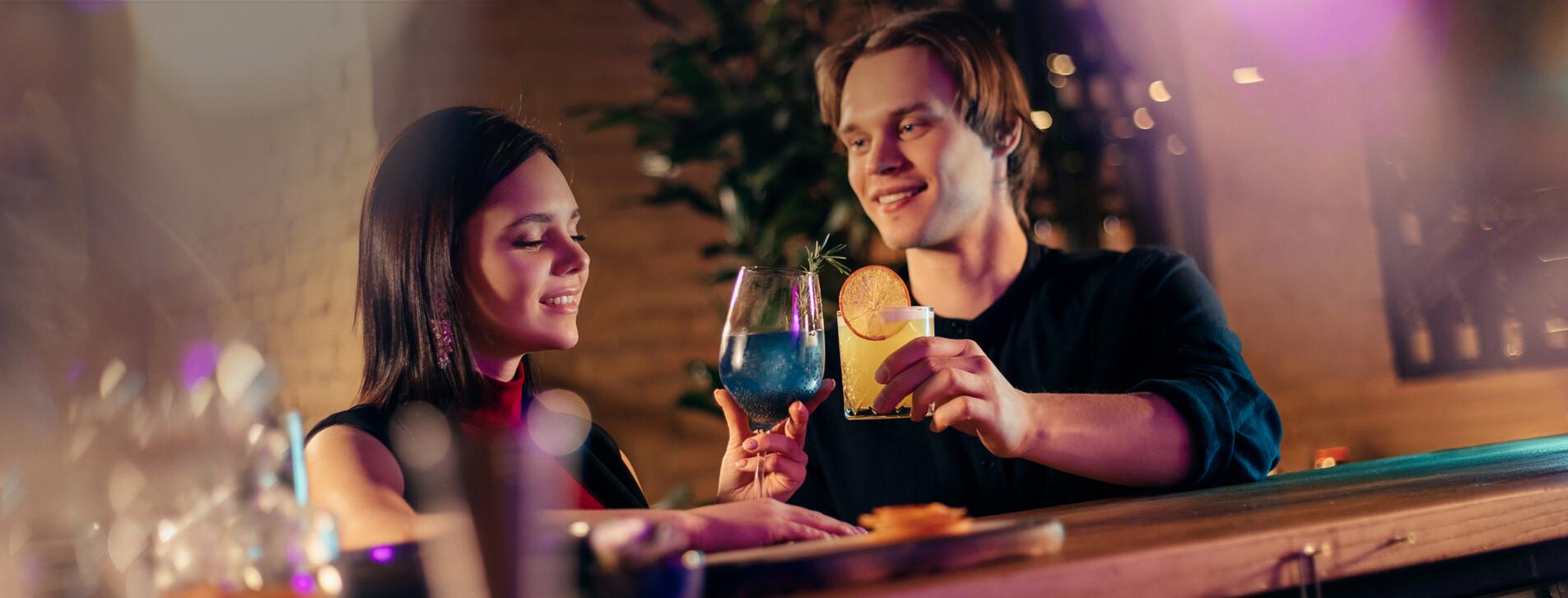 Фото 1 - Мастер-класс коктейлей для компании