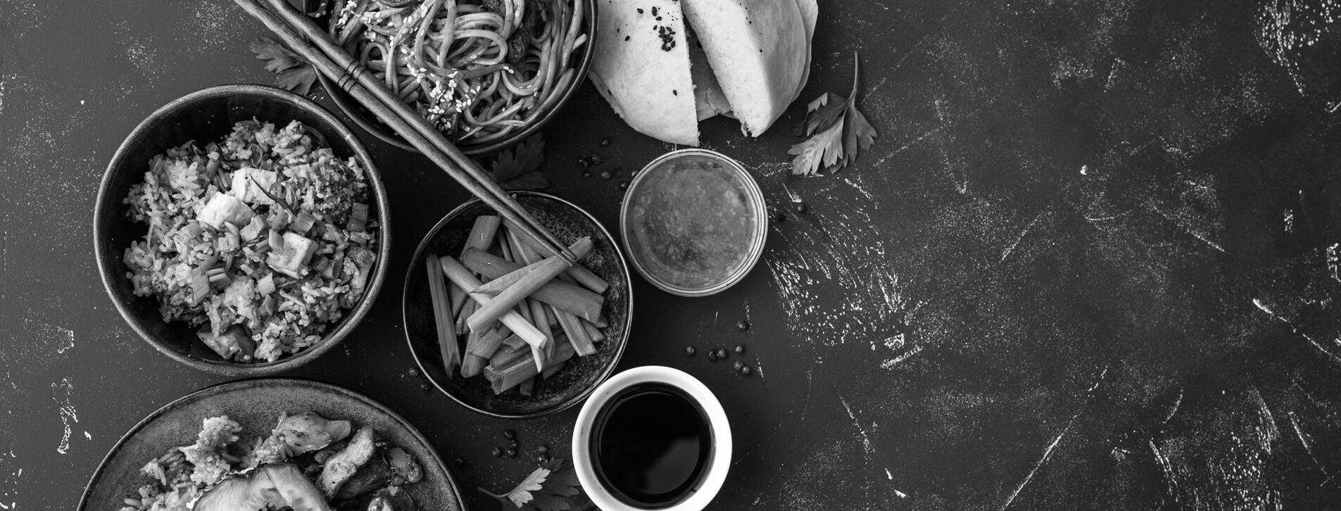 Фото 1 - Азиатский ужин