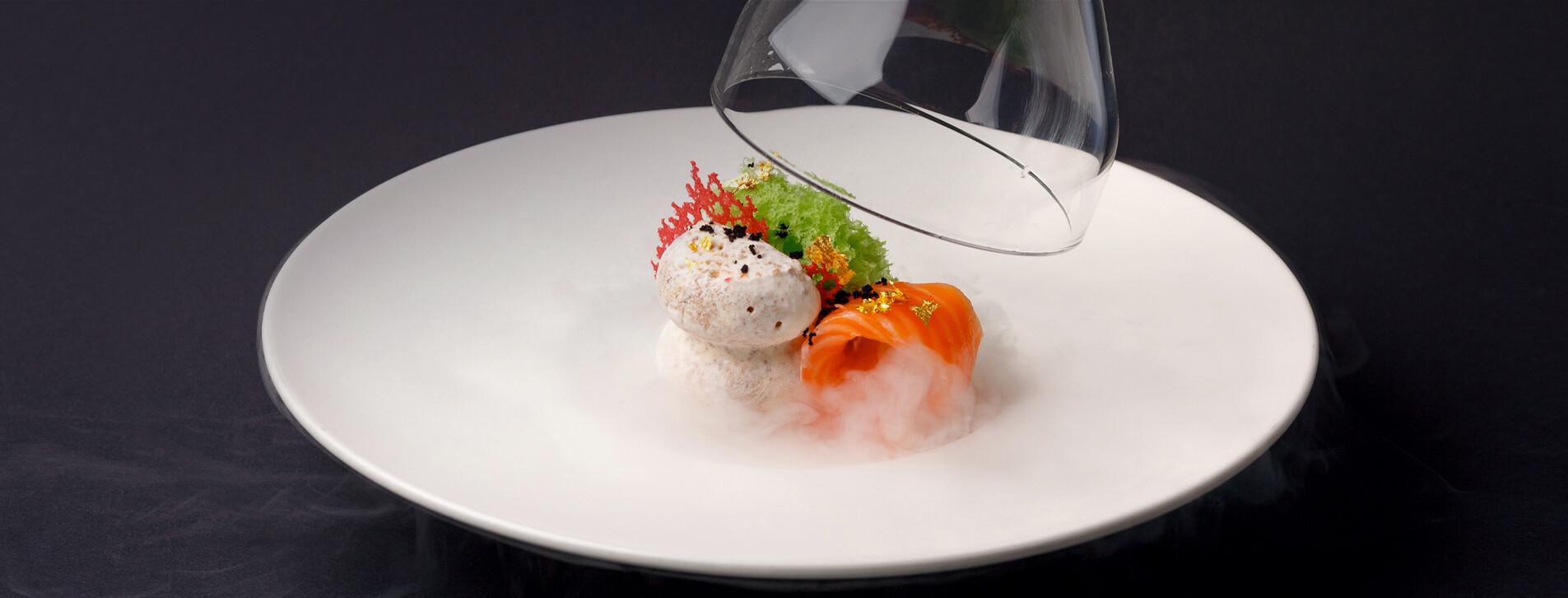 Фото 1 - Мастер-класс молекулярной кухни для компании