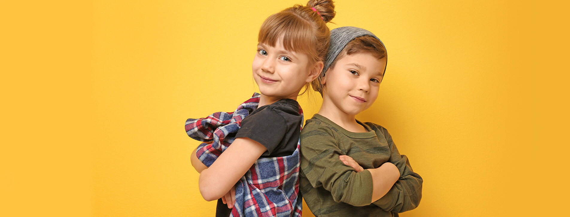 Фото 1 - Детская фотосессия для двоих