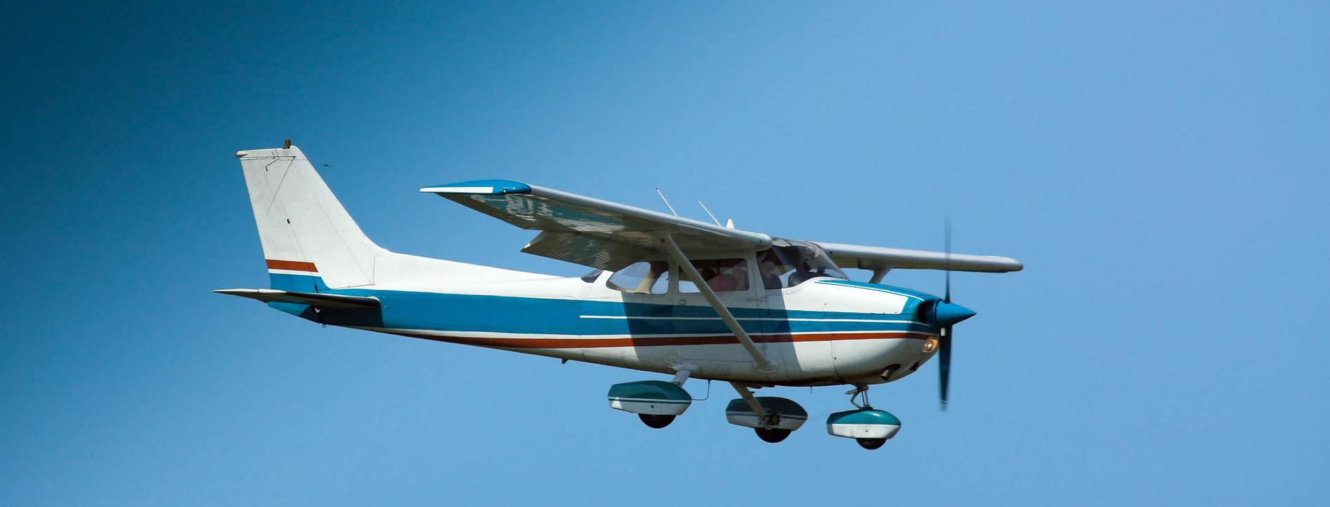 Фото 1 - Полет на самолете для двоих