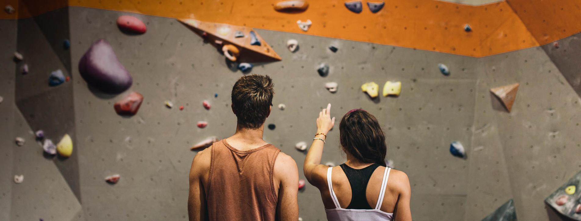 Фото 1 - Мастер-класс скалолазания для двоих