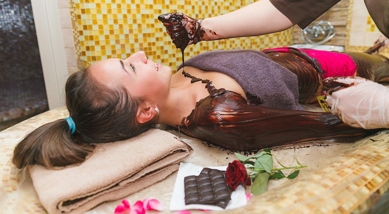 SPA Шоколад у подарунок жінці на 8 березня